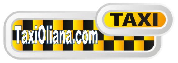 Logo Taxi Oliana