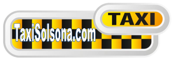 Logo Taxi Solsona