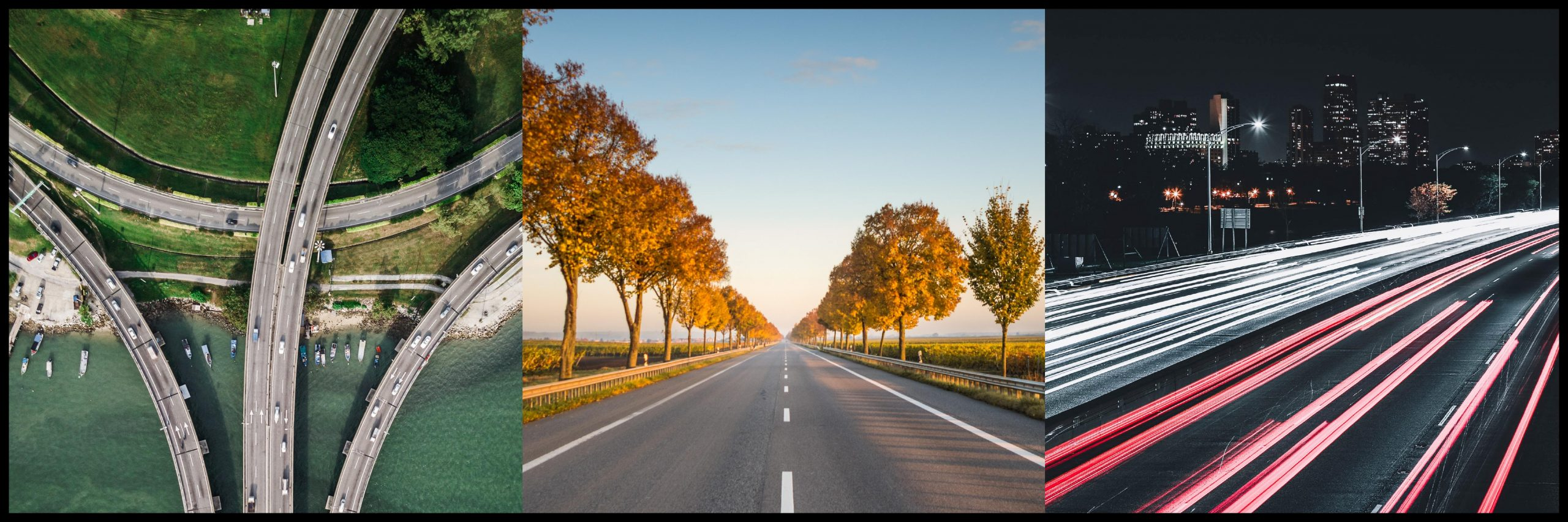 foto de carreteras